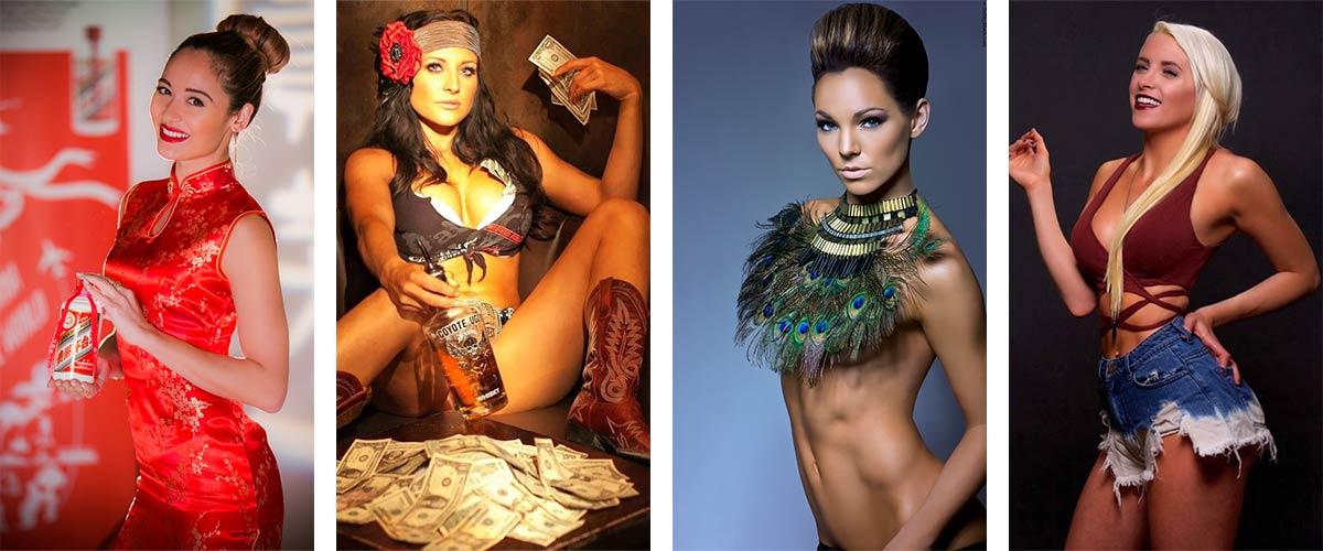 Female Las Vegas Talent Agency